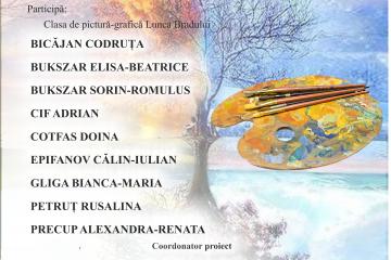 Tabăra de pictură și grafică CIOBOTANI - MUREȘ