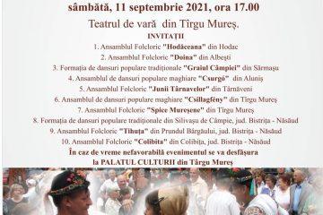 """Festivalul Folcloric ,, Jocul din Bătrâni"""" 2021"""